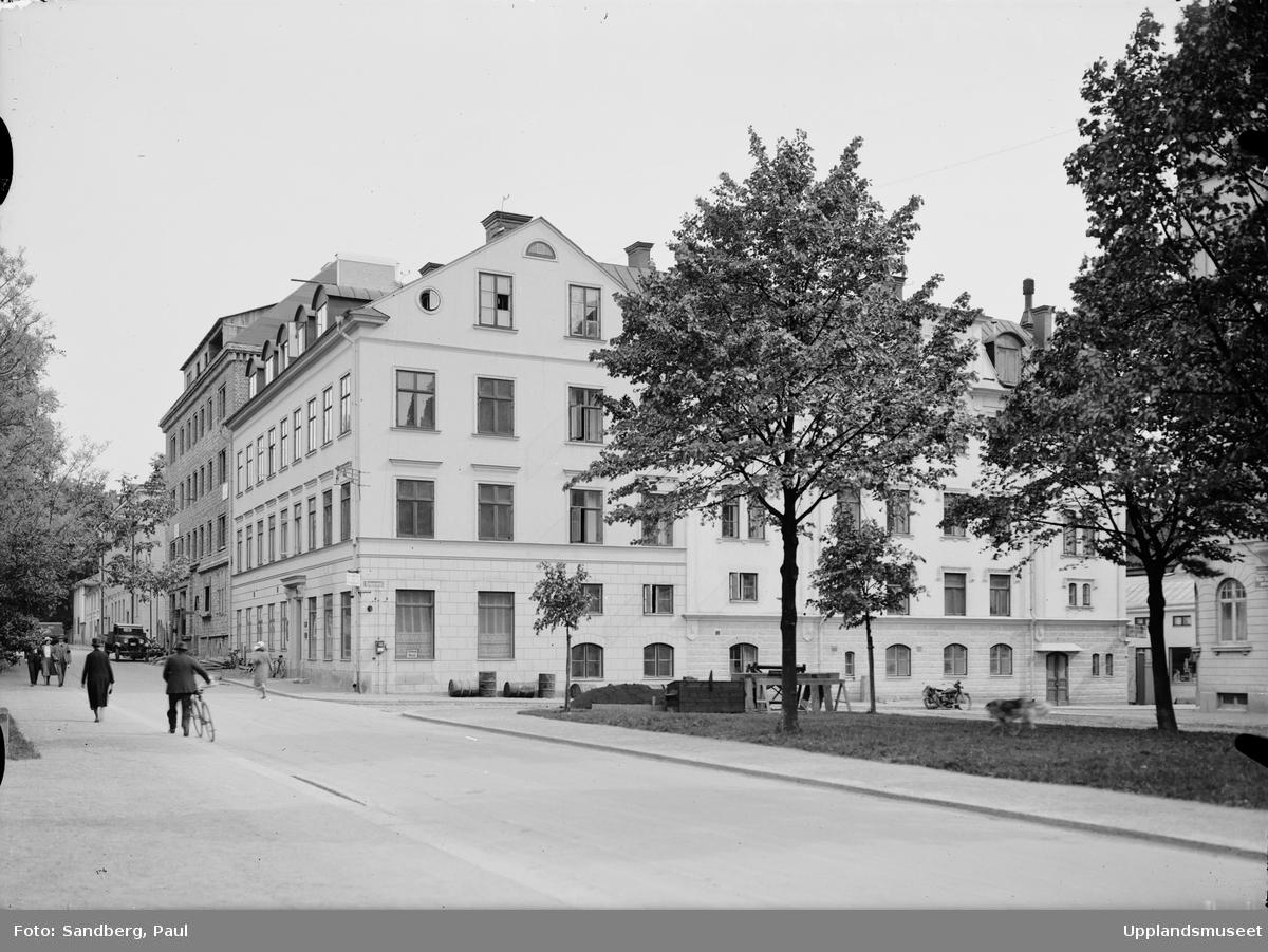 paul sandberg Upm 1930tal